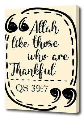 Quote Poster - 20 - Thankful
