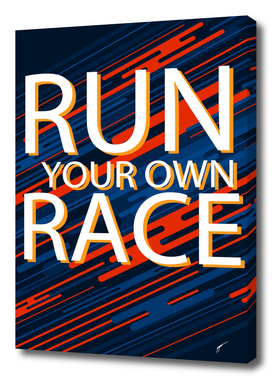 Quote Poster - 27 - Race
