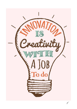 Quote Poster - 37 - Creative