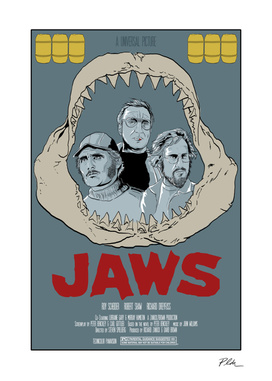 Jaws Poster (2)