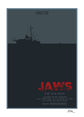 Jaws Poster (1)