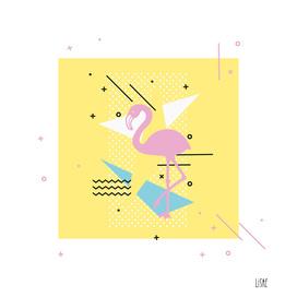 Moods - Flamingo