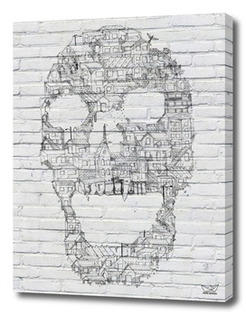 Skull - Shantytown Walls
