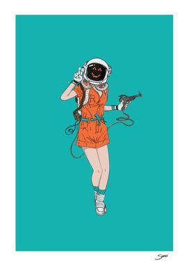 ASTROWOMAN 2