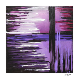 Purples Abstract