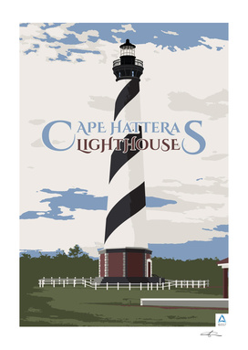 Discover OBX: Cape Hatteras Lighthouse