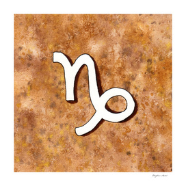 Capricorn astrological sign