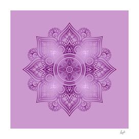 Mandala Lavender