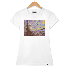 The Starry Night Vincent van Gogh Starry Night Painting