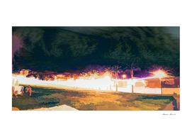 City Park at night 3