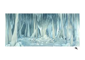 Ice Cave Excalibur