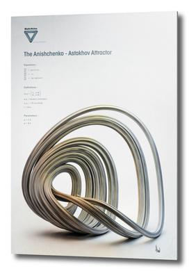 The Anishchenko - Astakhov Attractor
