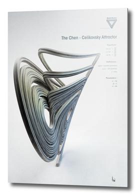 The Chen-Celikovsky Attractor