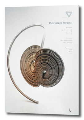 The Finance Attractor
