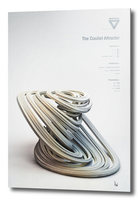 The Coullet Attractor