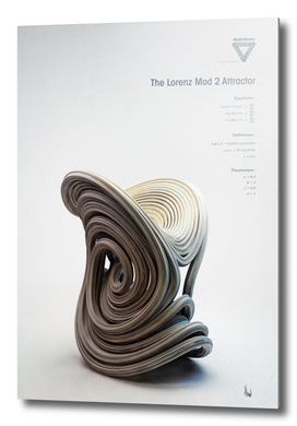 The Lorenz Mod 2 Attractor