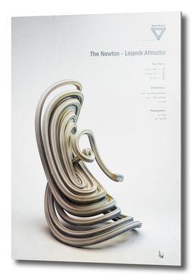 The Newton-Leipnik Attractor