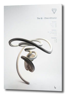 The Qi-Chen Attractor