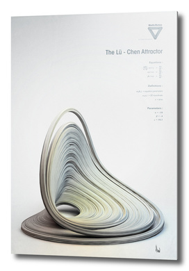 The Lü-Chen Attractor