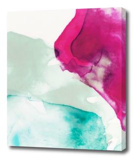 Watercolor Mint