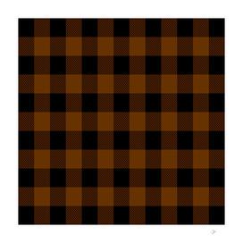 Brown & Black Check