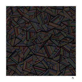 Ab Linear Rainbow B