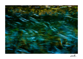 River in motion