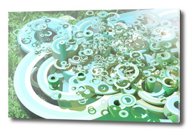 Digital moss