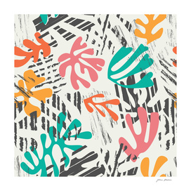 Matisse pattern 011