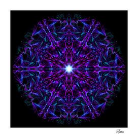 Abstract Mandala VI