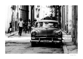 In the streets of Havanna
