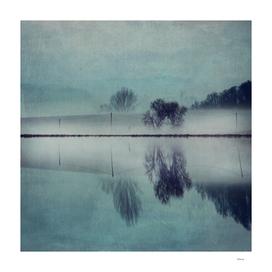 misty mirror