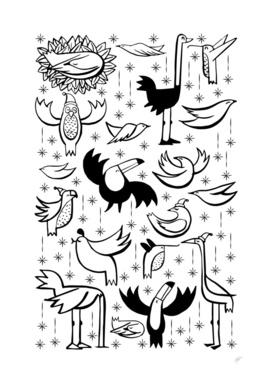 Glam Birds