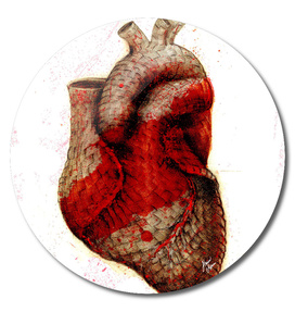 kevlar heart