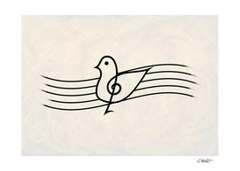 Musical Bird 01