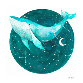 Cosmic Whale
