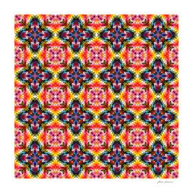 Trendy Native American Pattern 10