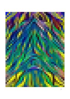 Pixelated Motley