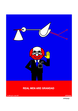 Grandad - flight mechanic