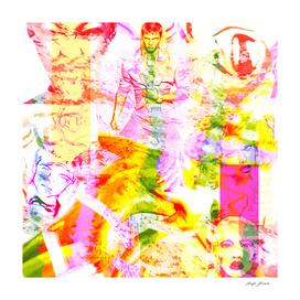 Colors Vs. Faces