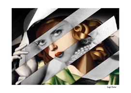 Tamara De Lempicka & Bette Davis