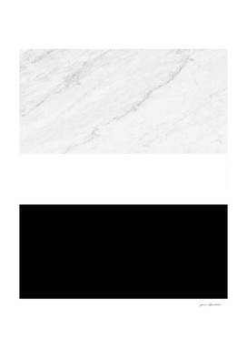 Marble, White, And Black Stripes