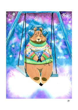 bear swing