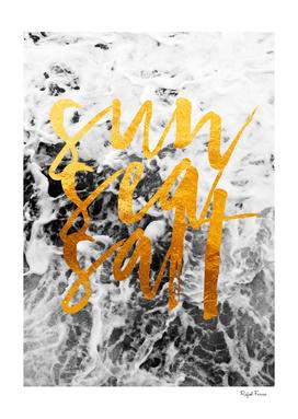 SUN SEA SALT