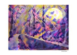 Moonlit Drive
