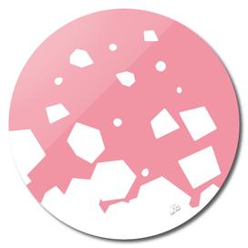Rockery on Pink