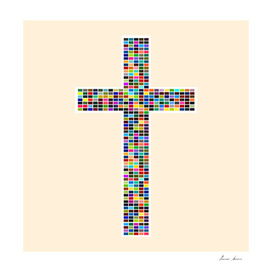 Coloured Cross