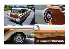57 Country Squire Wagon