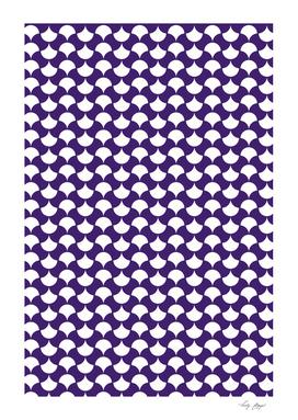 Purple Petals Pattern