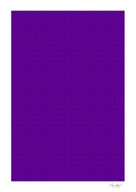 Purple Blue Dots Pattern